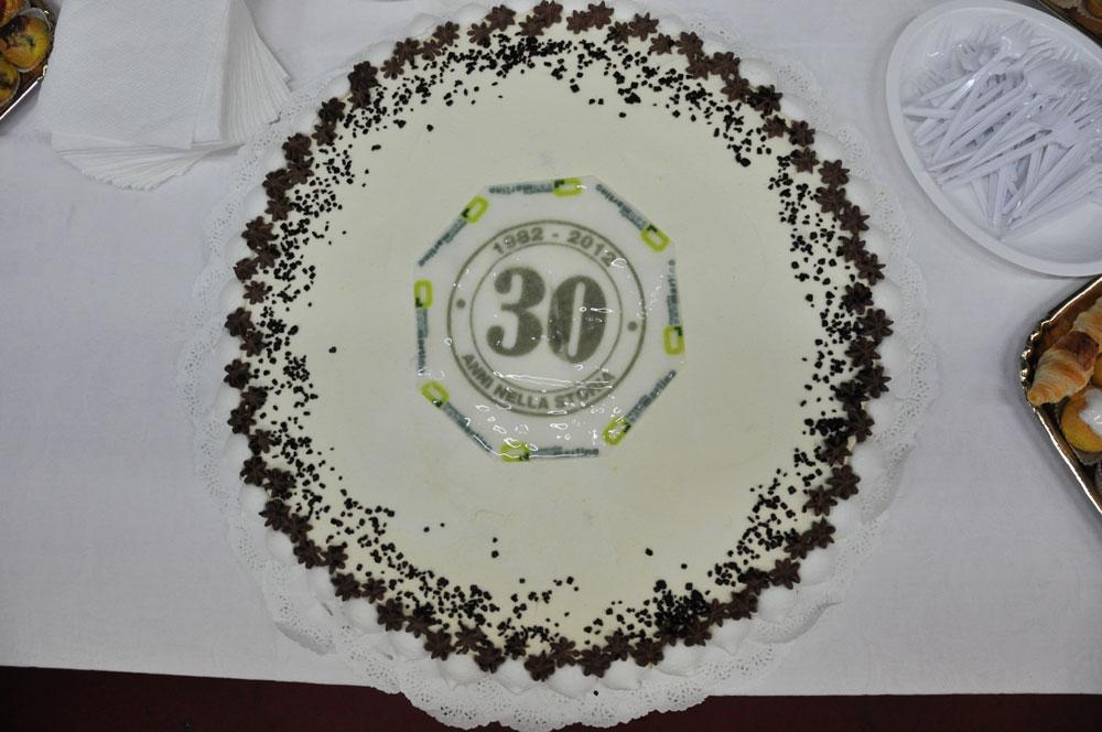 Si Festaggiano i 30 anni